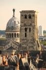 La Tour Charlemagne et le dôme de la Basilique Saint Martin