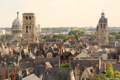 La Tour Charlemagne, Saint Martin