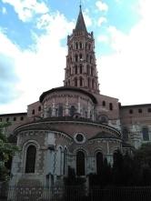 Basilique Saint Sernin XIè Siècle