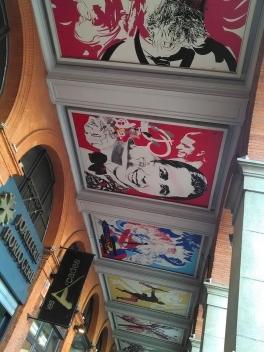 Galerie, place du capitole