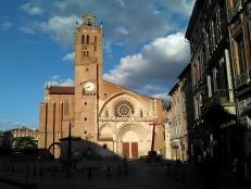 Cathédrale Saint Etienne XIIIème siècle